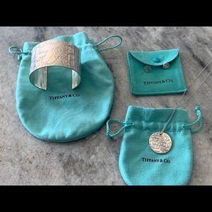 """Tiffany & Co """"Notes"""" set"""